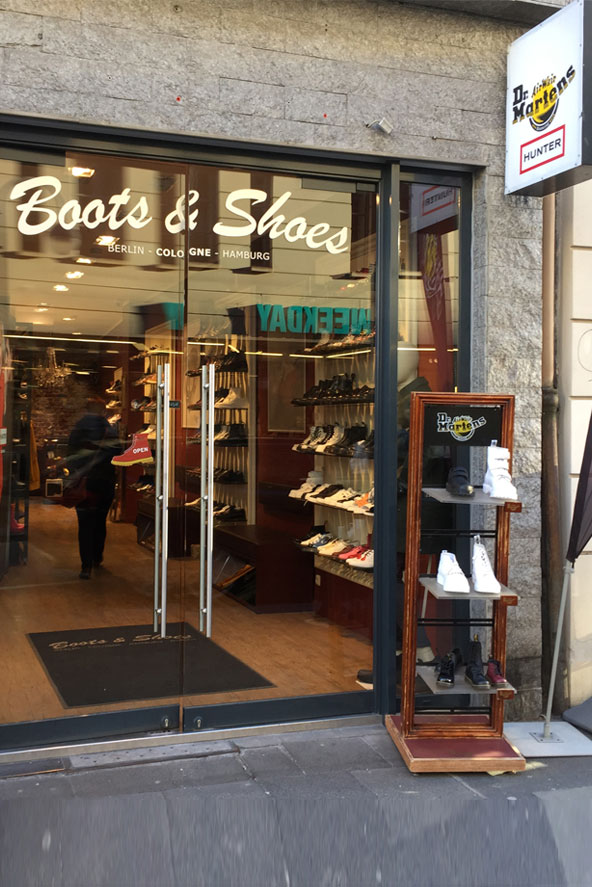huge discount c0b75 b5937 Boots & Shoes Köln